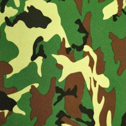 Tela camuflaje militar...
