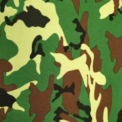 Tela de camuflatge militar...